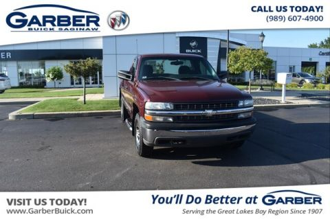 Pre-Owned 2000 Chevrolet Silverado 2500 Base RWD Truck