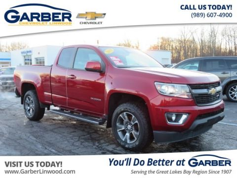 Pre-Owned 2015 Chevrolet Colorado 4WD Z71 4WD