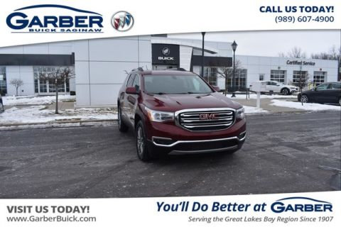 Pre-Owned 2017 GMC Acadia SLE-2 FWD SUV