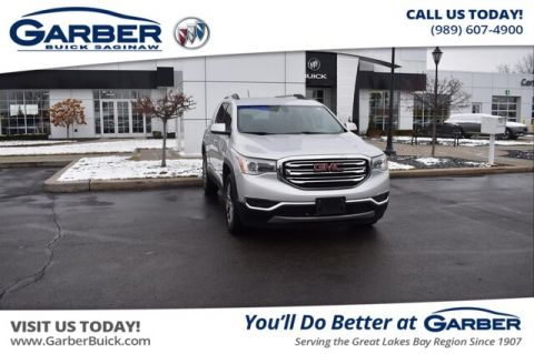 Pre-Owned 2019 GMC Acadia SLT-1 AWD 4MATIC®