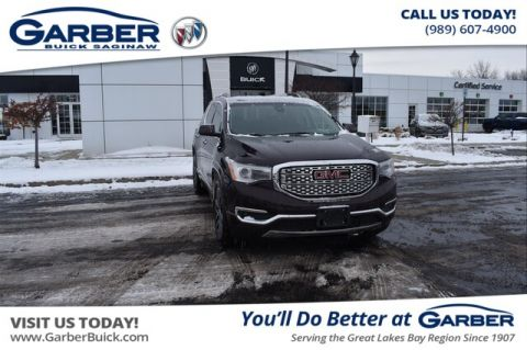 Pre-Owned 2017 GMC Acadia Denali AWD 4MATIC®