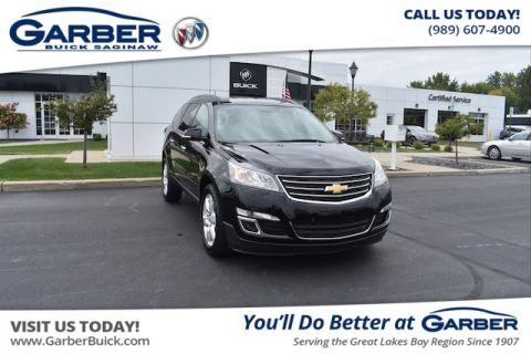 Pre-Owned 2017 Chevrolet Traverse LT w/1LT FWD SUV