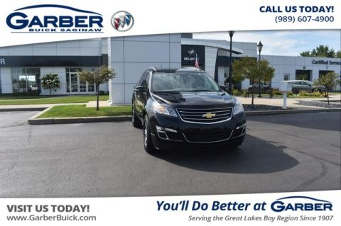 Pre-Owned 2017 Chevrolet Traverse LT w/2LT AWD