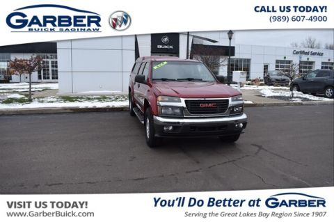 Pre-Owned 2005 GMC Canyon SLE w/Z71 High Stance Off-Road/1SF 4WD