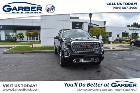 Pre-Owned 2019 GMC Sierra 1500 Denali With Navigation & 4WD