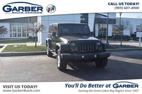 Pre-Owned 2010 Jeep Wrangler Unlimited Sport 4WD