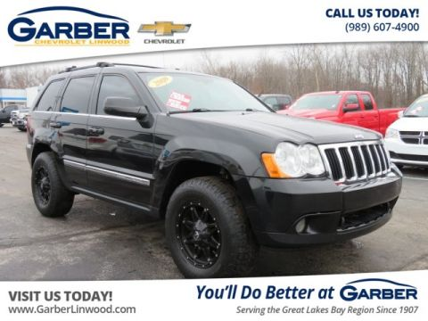 Pre-Owned 2009 Jeep Grand Cherokee Limited With Navigation
