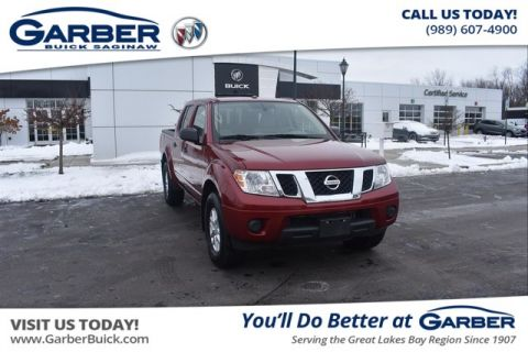Pre-Owned 2018 Nissan Frontier SV 4WD