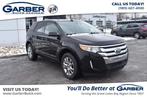 Pre-Owned 2013 Ford Edge SEL AWD