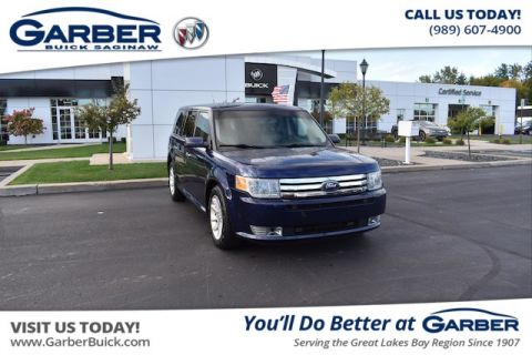 Pre-Owned 2011 Ford Flex SEL AWD