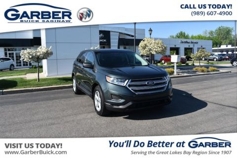 Pre-Owned 2015 Ford Edge SE AWD