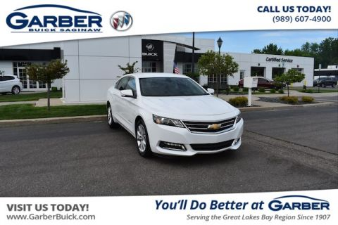 Certified Pre-Owned 2018 Chevrolet Impala LT w/1LT