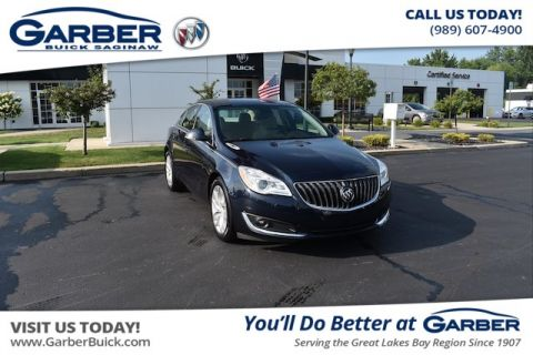 Certified Pre-Owned 2015 Buick Regal Turbo