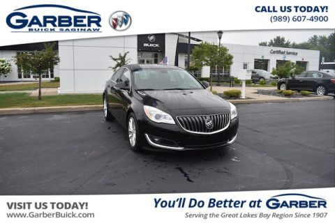 Certified Pre-Owned 2015 Buick Regal Turbo/e-Assist Premium I