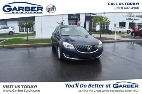Pre-Owned 2016 Buick Regal Turbo Premium II With Navigation