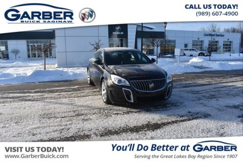 Pre-Owned 2015 Buick Regal GS With Navigation