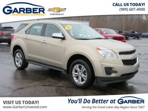 Pre-Owned 2011 Chevrolet Equinox LS FWD SUV