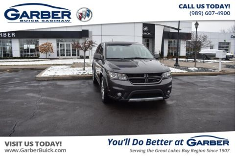 Pre-Owned 2017 Dodge Journey GT AWD 4MATIC®