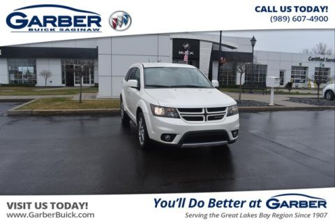 Pre-Owned 2017 Dodge Journey GT With Navigation & AWD