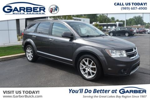 Pre-Owned 2015 Dodge Journey R/T AWD