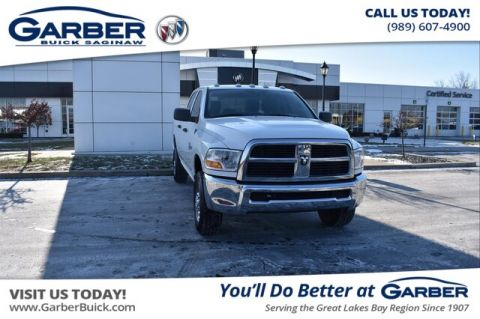Pre-Owned 2012 RAM 2500 ST 4WD