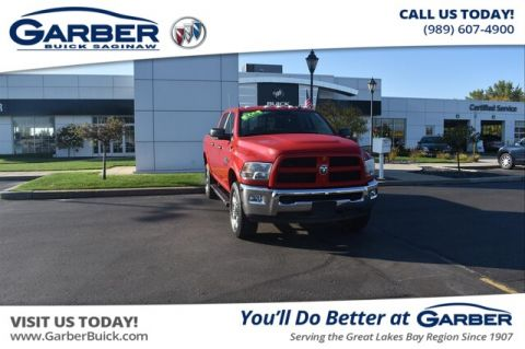 Pre-Owned 2018 RAM 2500 SLT With Navigation & 4WD