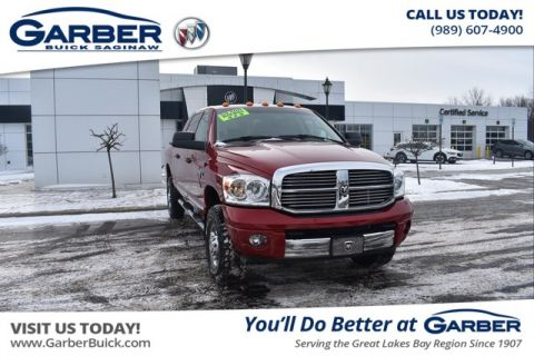 Pre-Owned 2007 Dodge Ram 2500 Laramie 4WD