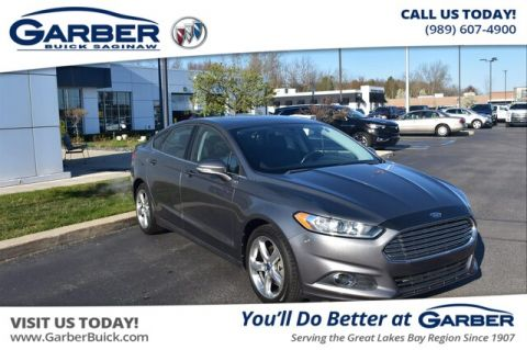 Pre-Owned 2013 Ford Fusion SE FWD Sedan