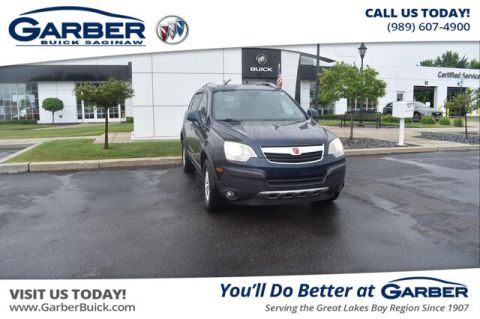Pre-Owned 2008 Saturn VUE 4-Cyl XE