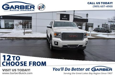 Pre-Owned 2015 GMC Sierra 1500 Denali With Navigation & 4WD