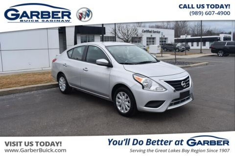 Pre-Owned 2019 Nissan Versa 1.6 SV