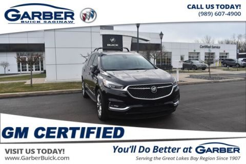 Certified Pre-Owned 2018 Buick Enclave Avenir AWD 4MATIC®