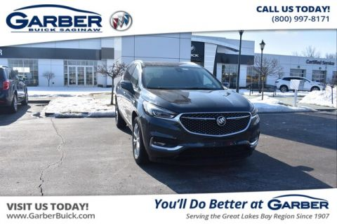 New 2019 Buick Enclave Avenir With Navigation & AWD
