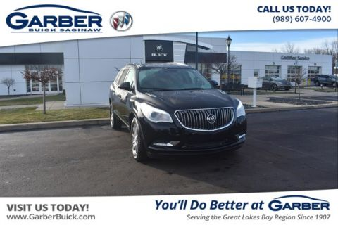 Certified Pre-Owned 2017 Buick Enclave Convenience FWD SUV