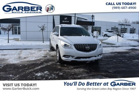 Pre-Owned 2017 Buick Enclave Premium AWD 4MATIC®