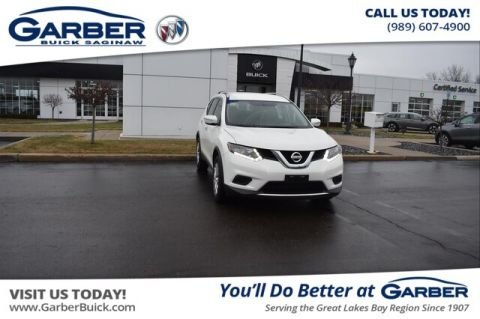 Pre-Owned 2014 Nissan Rogue S With Navigation