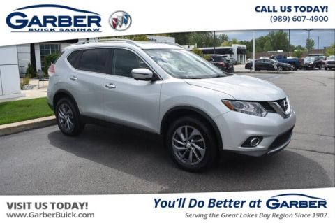 Pre-Owned 2016 Nissan Rogue SL AWD 4MATIC®
