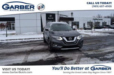Pre-Owned 2018 Nissan Rogue SL AWD 4MATIC®