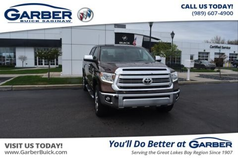 Pre-Owned 2015 Toyota Tundra 1794 5.7L V8 With Navigation & 4WD