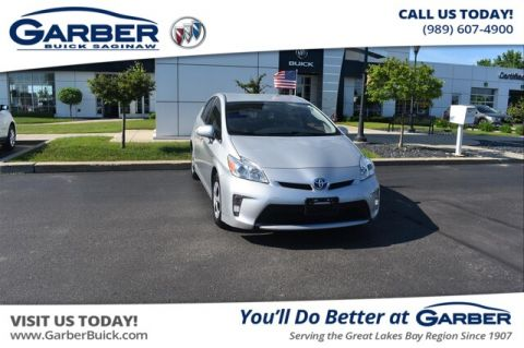 Pre-Owned 2015 Toyota Prius Five With Navigation