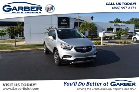 New 2018 Buick Encore Sport Touring