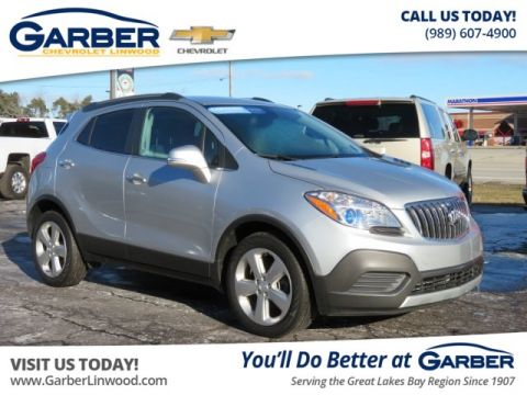Certified Pre-Owned 2016 Buick Encore FWD SUV