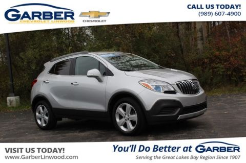 Pre Owned 2016 Buick Encore Fwd Suv