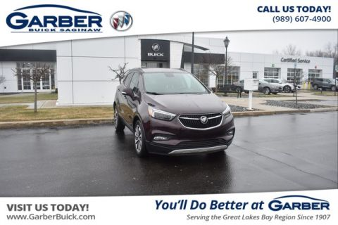 Pre-Owned 2017 Buick Encore Essence FWD SUV