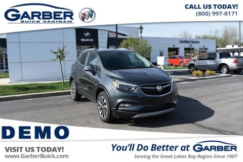 New 2018 Buick Encore Essence AWD