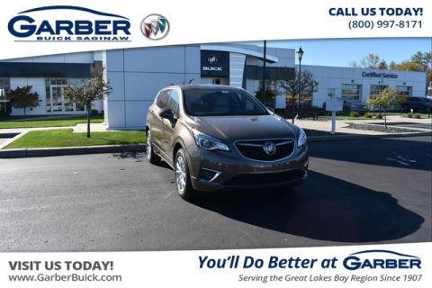 New 2019 Buick Envision For Sale In Saginaw Mi At Garber Buick