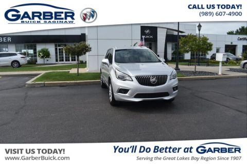 Pre-Owned 2017 Buick Envision Essence AWD