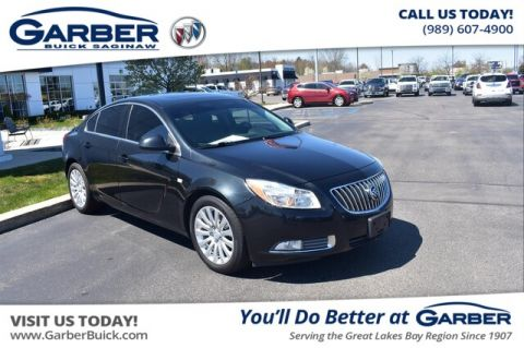 Pre-Owned 2011 Buick Regal CXL Russelsheim
